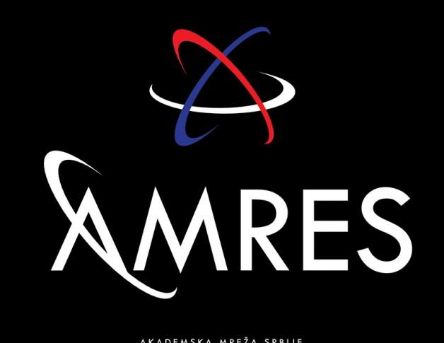 AMRES logo var 2