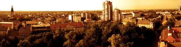 Panorama Pančevo