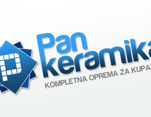 Pan keramika - logo (prikaz)