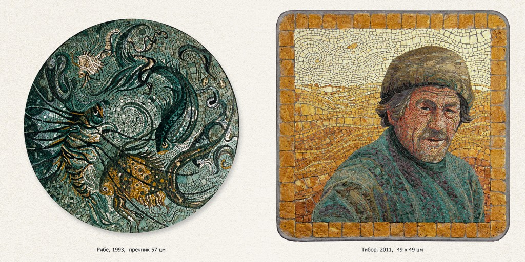 "Katalog ""Mozaici"" - Snežana Marijus Olđa"
