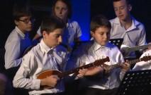 Tamburaski orkestar Neven - Svilen konac - ETHNO KOM 2014 *