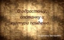 Sa Dušanom Bastašićem - deo 3